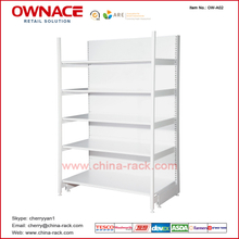 OW-A02 Heavy Duty Shelf Supermarket&Store Display Equipment/Metal Gondola Storage Shelf&Rack System