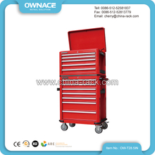 OW-T28.5IN Combination Garage Drawers Storage Tool Cabinet