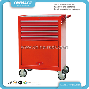 OW-BRL4004 Heavy Duty Steel Roller Tool Cabinet &Chest